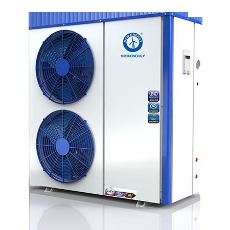 智领双擎·变频增焓采暖热泵 5P