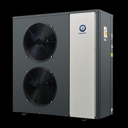 智享全能·变频采暖热泵A+型 8匹单相一体机