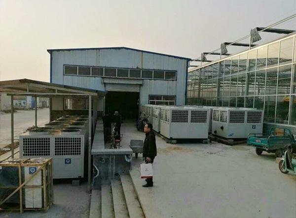 泰安市花卉植物大棚 采暖、制冷、项目