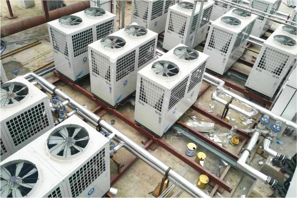 贵州仁怀市人民医院空气能热水工程
