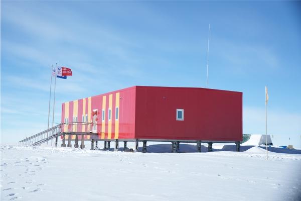 中国南北极考察 中山站及昆仑站空气能采暖项目
