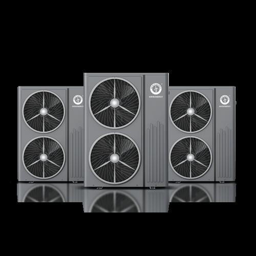U+双能·地暖中央空调5匹1级能效